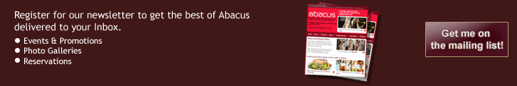 Join the Abacus mailing list